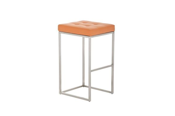 Barhocker Lugano E77 orange