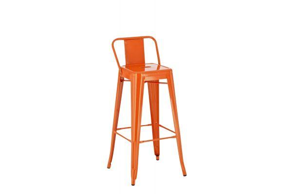 Barhocker Mason orange